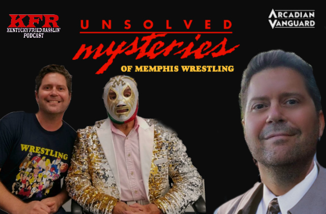 Episode 29: Unsolved Mysteries of Memphis - Kentucky Fried