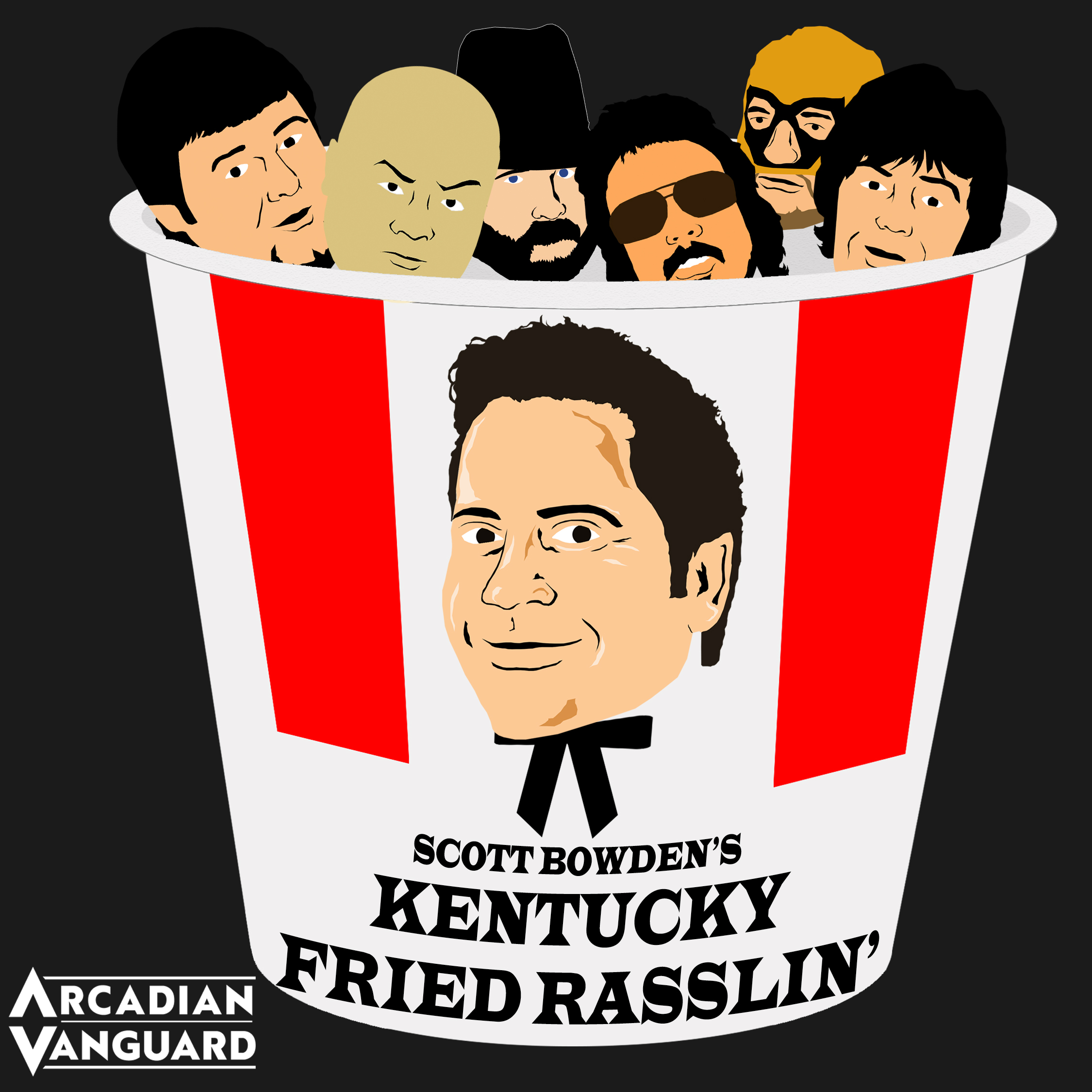 Kentucky Fried Rasslin'